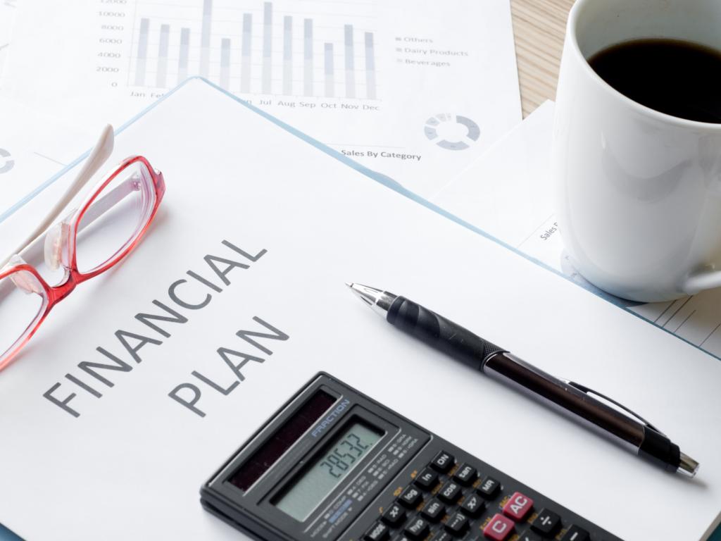 financieel plan Dfisc